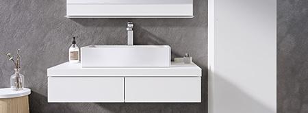 Vonios kambario baldai Formy